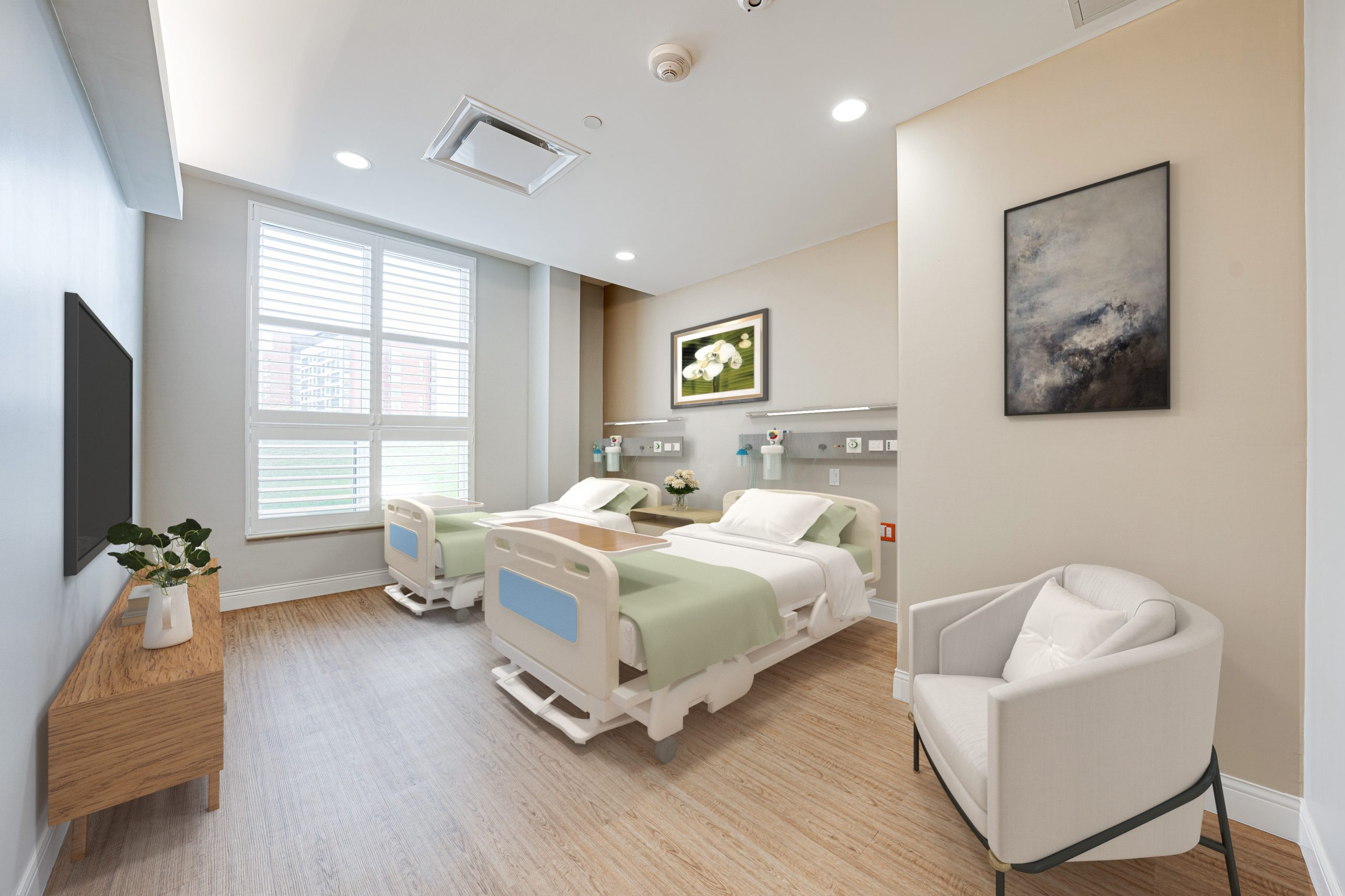 YEE HONG Palliative Care Hospice | Centre for Geriatric Care